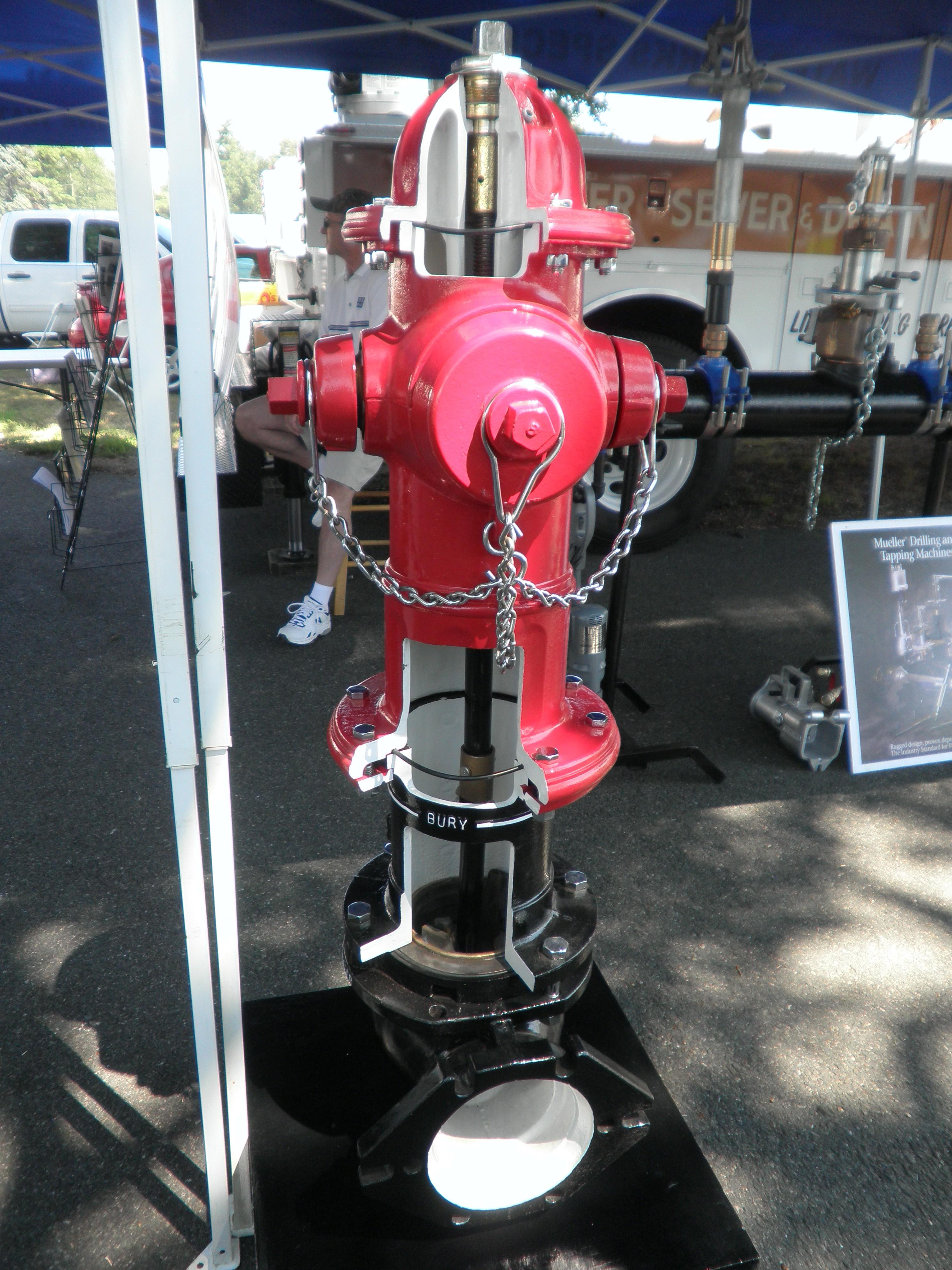 Clow Fire Hydrant Repair Tools